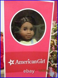 1 American Girl SONALI Doll DOTY 2009 in Box, Full Meet Outfit REDUCED