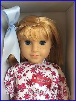AMERICAN GIRL DOLL NELLIE O'MALLEY NEW HEAD FROM HOSPITAL! Meet Outfit