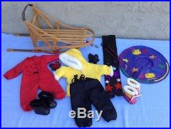 AMERICAN GIRL Doll Clothes Outfits Furniture Accessories Retired HUGE LOT