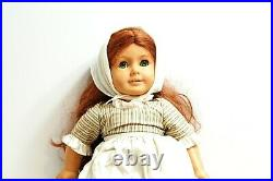 AMERICAN GIRL FELICITY 18 Tall Pleasant Company Early Retired Doll with outfit