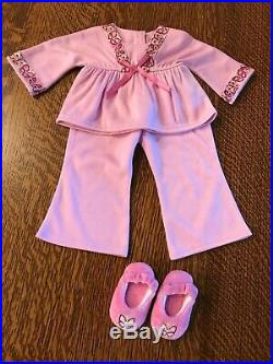 AMERICAN GIRL JULIE, 5 Outfits, Accessories All Authentic