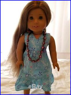 AMERICAN GIRL KANANI DOLL Meet outfit Necklace 2011 Girl Of The Year