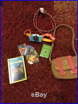 AMERICAN GIRL LEA CLARK DOLL OF THE YEAR 2016 + book & outfits