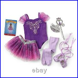 AMERICAN GIRL NUTCRACKER SUGAR PLUM FAIRY OUTFIT For 18 Doll Limited Edition