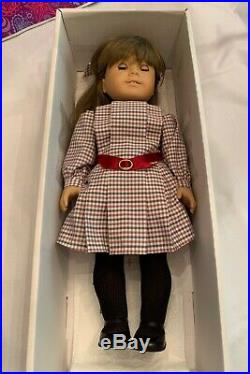 AMERICAN GIRL Pleasant Company SAMANTHA Early White Body with Meet Outfit