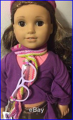 AMERICAN GIRL Retired 2005 DOTY MARISOL IN ORIGINAL OUTFIT WITH ACCESSORIES