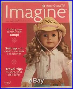 AMERICAN Girl DOll Nicki Fleming Hat & Outfits Lot New In Box