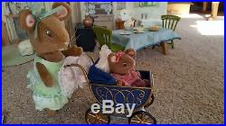 ANGELINA BALLERINA Huge Lot American Girl PLEASANT CO Cottage Furniture Outfits