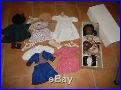 Addy American Girl Doll Lot of SIX Outfits Pleasant Company Doll