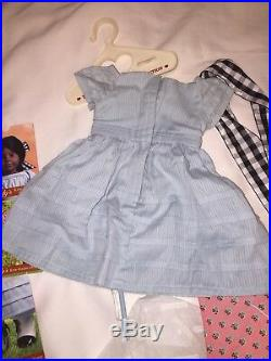 Addy American Girl Kite Flying Outfit Retired HTF complete