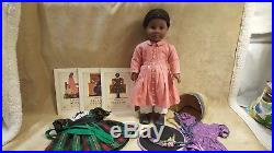 Addy Walker American Girl Doll with Additional Outfits
