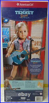 American GirlTenney Grant 18 DollBookOutfitMint In BoxNRFBNewRetired