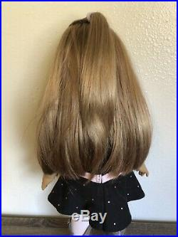 American Girl 18 Doll GOTY 2012 McKenna Lot School, Meet, And Extra Outfits