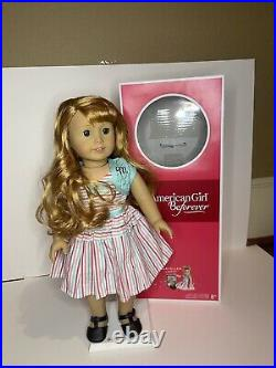American Girl 18 In. Doll Maryellen Larkin With Original Outfit