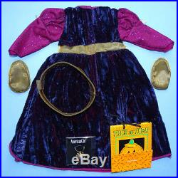 American Girl 1998 Medieval Princess Outfit Complete Retired Pristine RARE