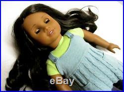American Girl 2009 Doll SONALI Friend of Gwen & Chrissa in Original Outfit
