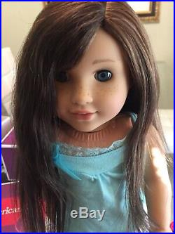 American Girl 2015 Grace Doll and Paperback Book. Missing Original Outfit