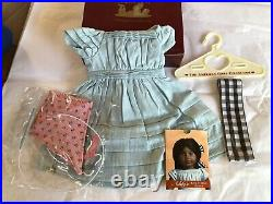 American Girl Addy's Kite Flying Outfit Complete New in Box