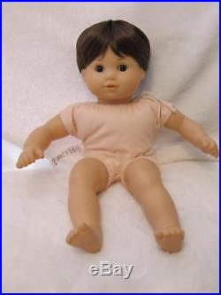 American Girl Bitty Baby Twins Dolls Boy & Girl & Meet Outfit Clothes & Shoes