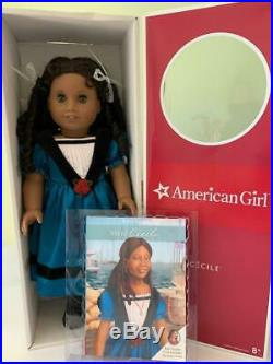 American Girl Cecile Doll with Outfit, Box, New Book Gorgeous