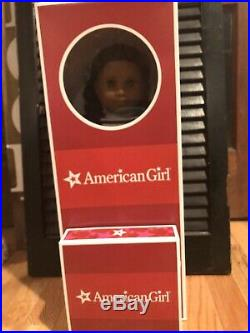 American Girl Cecile Retired Doll + Parlor outfit NEW NRFB