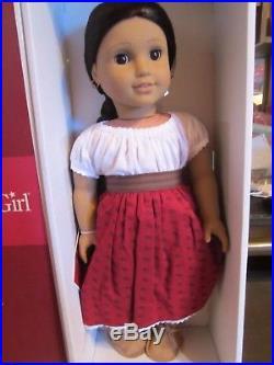 American Girl Classic Josefina Historical Doll Book MEET OUTFIT NIB 2008