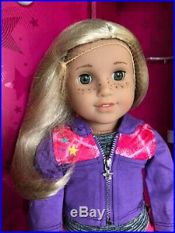 American Girl Create Your Own Doll CYO Let's Play Outfit & Accessories