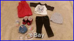 American Girl Create Your Own Let's Explore Outfit & Accessories RARE