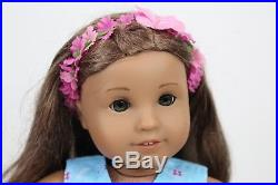 American Girl Doll 18 LLC Girl of the Year KANANI Hawaiian Doll 2011 With Outfit