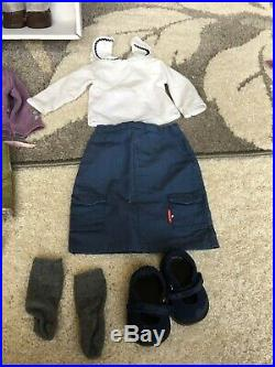 American Girl Doll 18in Retired Kristen With Outfit. (Pleasant Company)