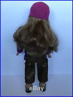 American Girl Doll 2005 GOTY Marisol With Meet Outfit And Accesories Official