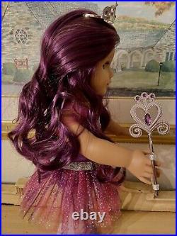 American Girl Doll #86 In Sugar Plum Fairy 2020 Outfit Nutcracker