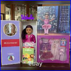 American Girl Doll 86 & NUTCRACKER SUGAR PLUM FAIRY OUTFIT NEW