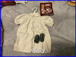 American Girl Doll Addy Walker, Rope Bed, Bedding, Hallmark Ornament, Outfits