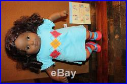 American Girl Doll Bitty Baby Twin Girl Aa Doll W Outfit Clean Euc