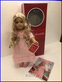 American Girl Doll CAROLINE with Meet Outfit & BOX NEW (see Note)