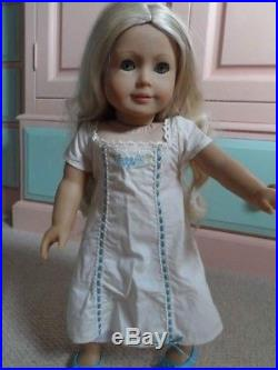 American Girl Doll Caroline Complete With Accessories And Outfits