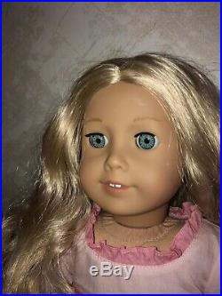 American Girl Doll Caroline with 2nd Outfit