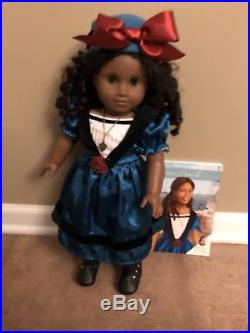 American Girl Doll Cecile Comes W Complete Meet Outfit