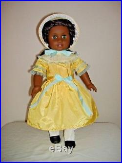 American Girl Doll Cecile Wearing her Beautiful Summer Outfit