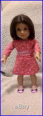 American Girl Doll Chrissa Box Meet Outfit Swim & Snow RETiRED Doll Year 2009