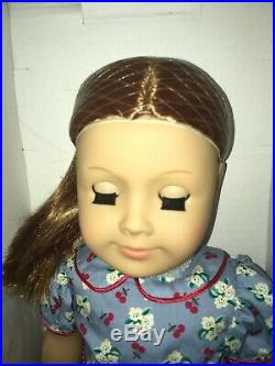 American Girl Doll Emily Bennett Retired New Outfit Book Mollys Friend NRFB
