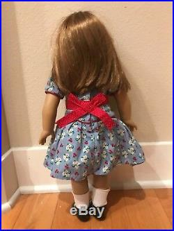 American Girl Doll Emily in original outfit and Book- Retired