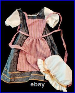 American Girl Doll FELICITY'S Town Fair Outfit 1997 Limited Edition Retired EUC