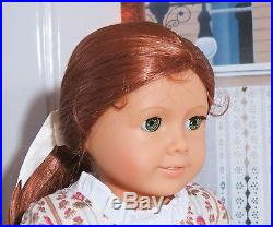 American Girl Doll Felicity Pleasant Company 1st Ed 1986 W German Meet Outfit G