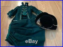 American Girl Doll Felicity Set with 5 Outfits All Accessories FREE SHIPPING