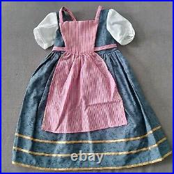 American Girl Doll Felicity Town Fair Outfit Retired, Rare Mint 1997 Pleasant Co