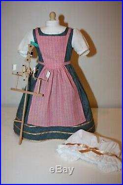 American Girl Doll Felicity Town Fair Outfit Windmill Pleasant Company Retired