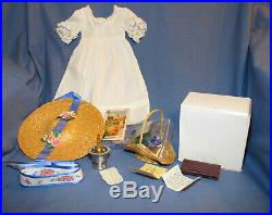 American Girl Doll Felicity's Rescue Set Summer Outfit Items Pleasant Company