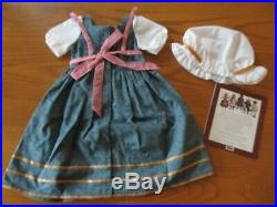 American Girl Doll Felicity's Town Fair Outfit LE Pleasant Company 1997
